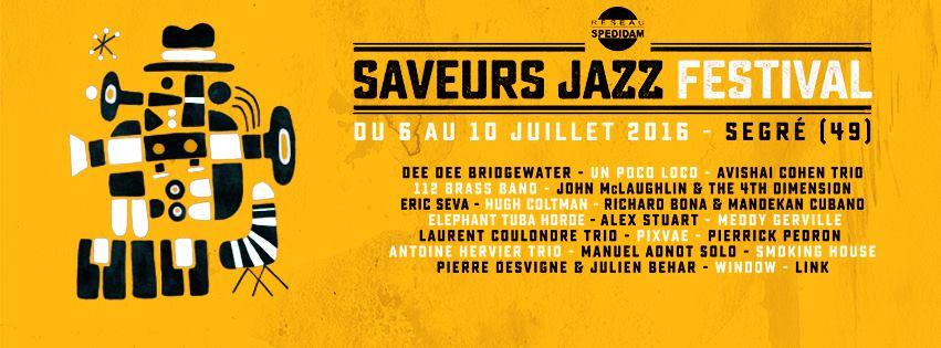 Saveurs Jazz Festival à Segré