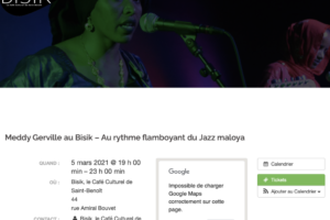 Meddy Gerville at Bisik – Reunion Island