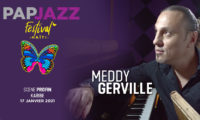 Meddy Gerville at PAP Jazz in Haiti